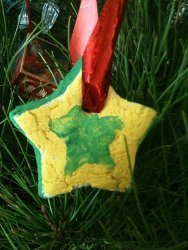 Traditional Salt Dough Ornaments