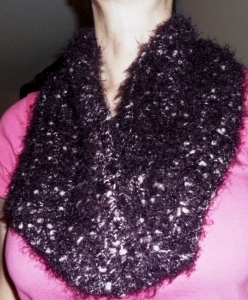 Easy Mobius Scarf