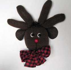 Rudolph the Glove Reindeer
