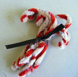Vintage Whimsy Candy Canes