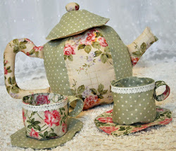 Fabric Tea Party
