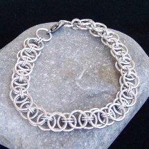 Helmsweave Chainmaille Bracelet