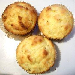 Healthy Moist Cornbread Muffins