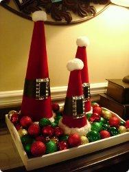 Sassy Santa Hats