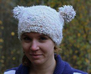 Arctic Snowball Hat