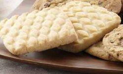 Copycat Panera Buttery Shortbread Cookies