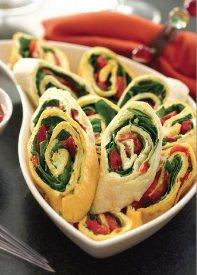 Pretty Party Pinwheels