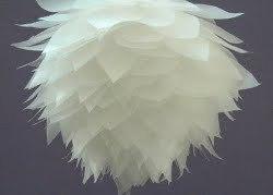 Wintry Lotus Pomander Ball