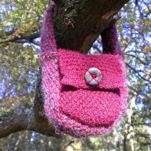 Autumn Berry Bag
