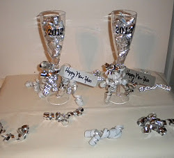 Toasting Glass Party Favors
