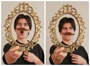 Crochet Mustache