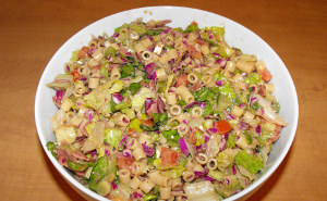 Copycat Portillo's Chopped Salad
