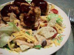 Bob Evans Wildfire Salad