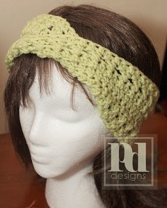 Mobius Headband Earwarmer
