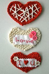 Stitched with Love Knit Valentine