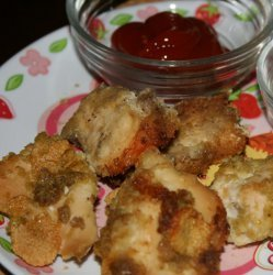 Slow Cooker Chicken Nuggets