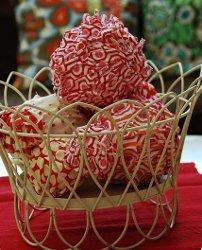 Adorable Ruffle Balls