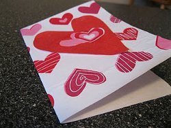 Easy Peasy Tissue Paper Valentines