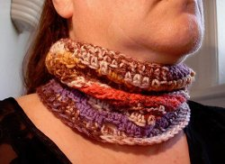 Fall Neck Warmer