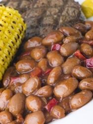 Homemade KFC Barbeque Baked Beans
