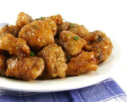 Panda Express Glazed Lemon Chicken