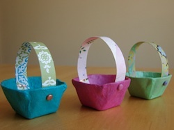 Itty Bitty Easter Baskets
