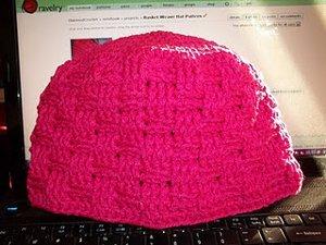 Basket Weave Hat Pattern