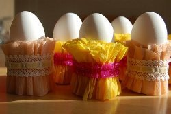 Easy Easter Party Egg Cups