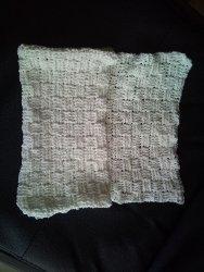 Simple Basket Weave Handbag