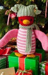 Huggable Penguin Crochet Pattern