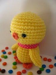 Amigurumi Baby Chick Pattern