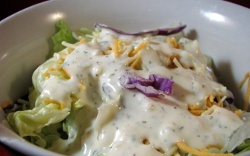 Low Carb Ranch Salad Dressing