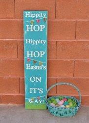 Hippity Hoppity Easter Board