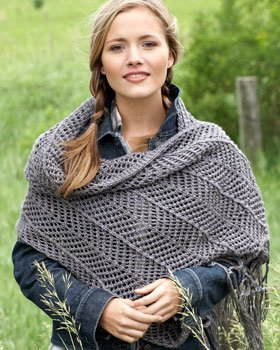 The Ripple Effect: 25 Free Knitting Patterns with Chevron Stitch Knitting A...