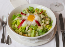 'Mad Men' Recipe for Caesar Salad from Keens Steakhouse