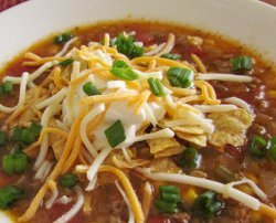 Classic Taco Soup