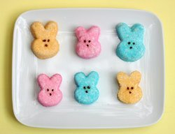 Homemade Marshmallow Peeps
