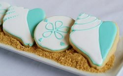 Simple Summer Seashell Cookies