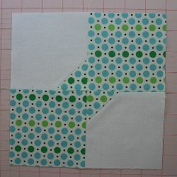 Bow Tie Quilt Block Pattern