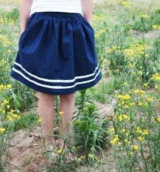 Vintage Inspired Skirt