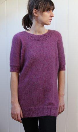 Нарядный свитер Весна
