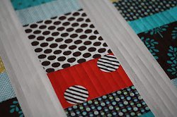 Trouble Free Straight Line Quilting