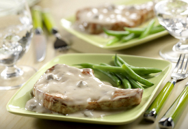 Tasty 2-Step Pork Chops