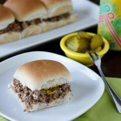 Homemade Famous Krystal Burgers