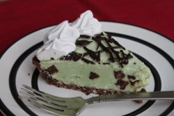 Grain Free Grasshopper Pie