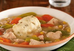 Chicken & Herb Dumplings