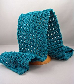 Four Row Lace Scarf