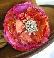 Grandma's Jewels Corsage
