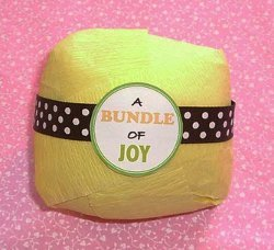 Bundle of Joy Party Favors