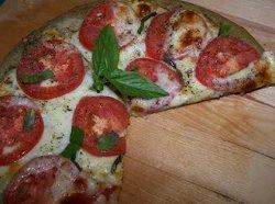 Focaccia Style Pizza